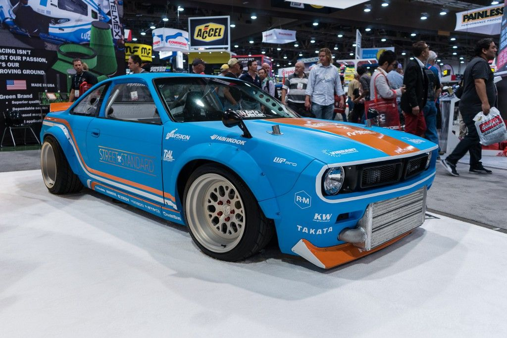 Corey Hosford S Jdm Muscle Car Is The Boss Kw Automotive Blog