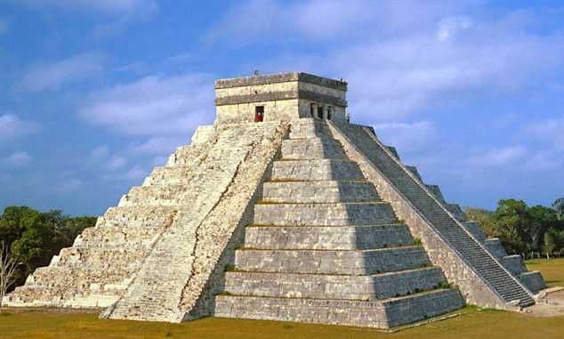 How To Build A Mayan Pyramid Project For School The Corn Grows