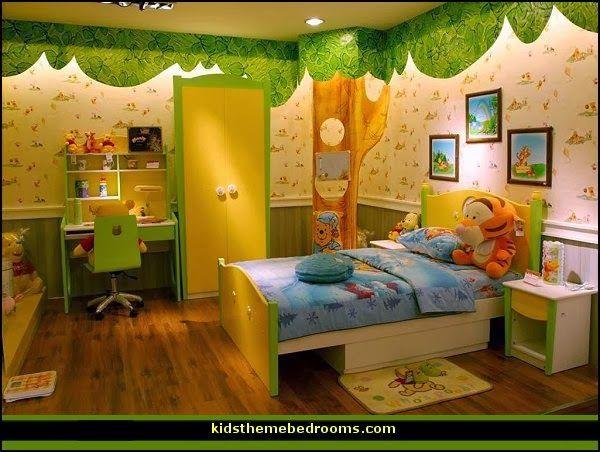 Winnie The Pooh Bedroom Ideas Winnie The Pooh Decor Winnie The