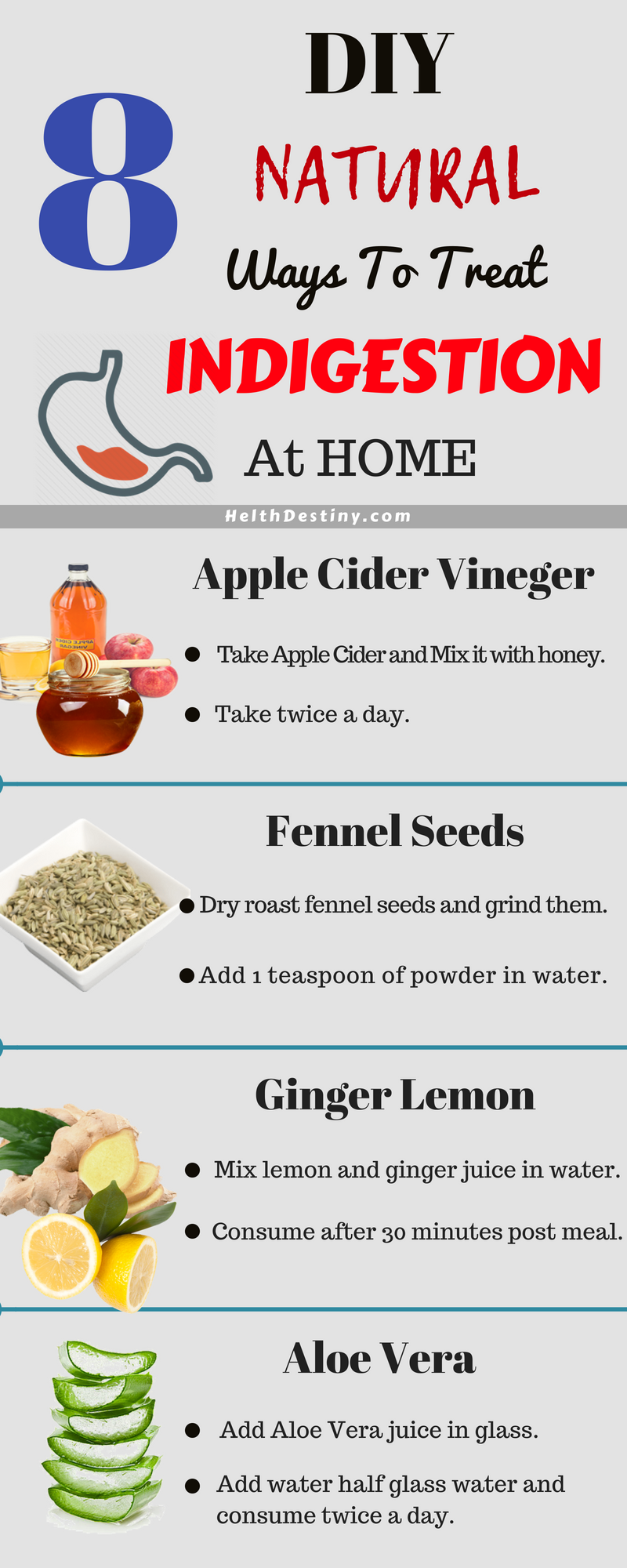 indigestion/acidity 8 natural ways to treat at home | all helpful
