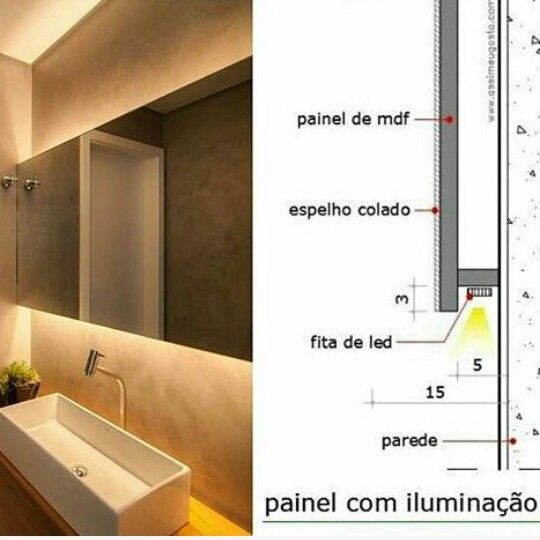 Ilumina 231 227 O Embutida Details Drawing Pinterest Lights