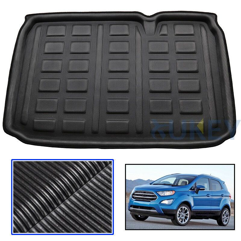 For Ford Ecosport 2018 19 Cargo Boot Liner Trunk Mat Floor Tray