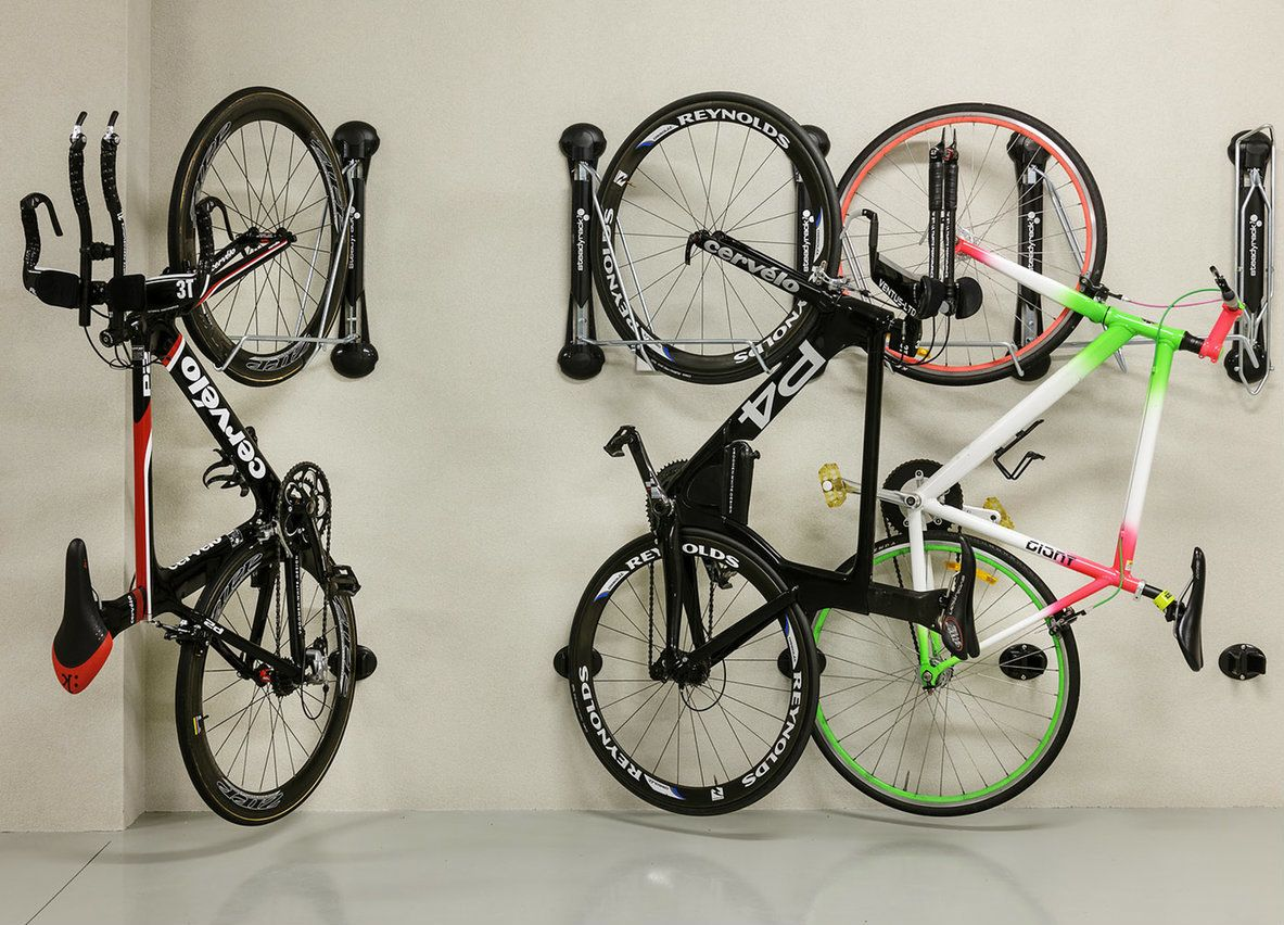 Folding Bike Wall Mount