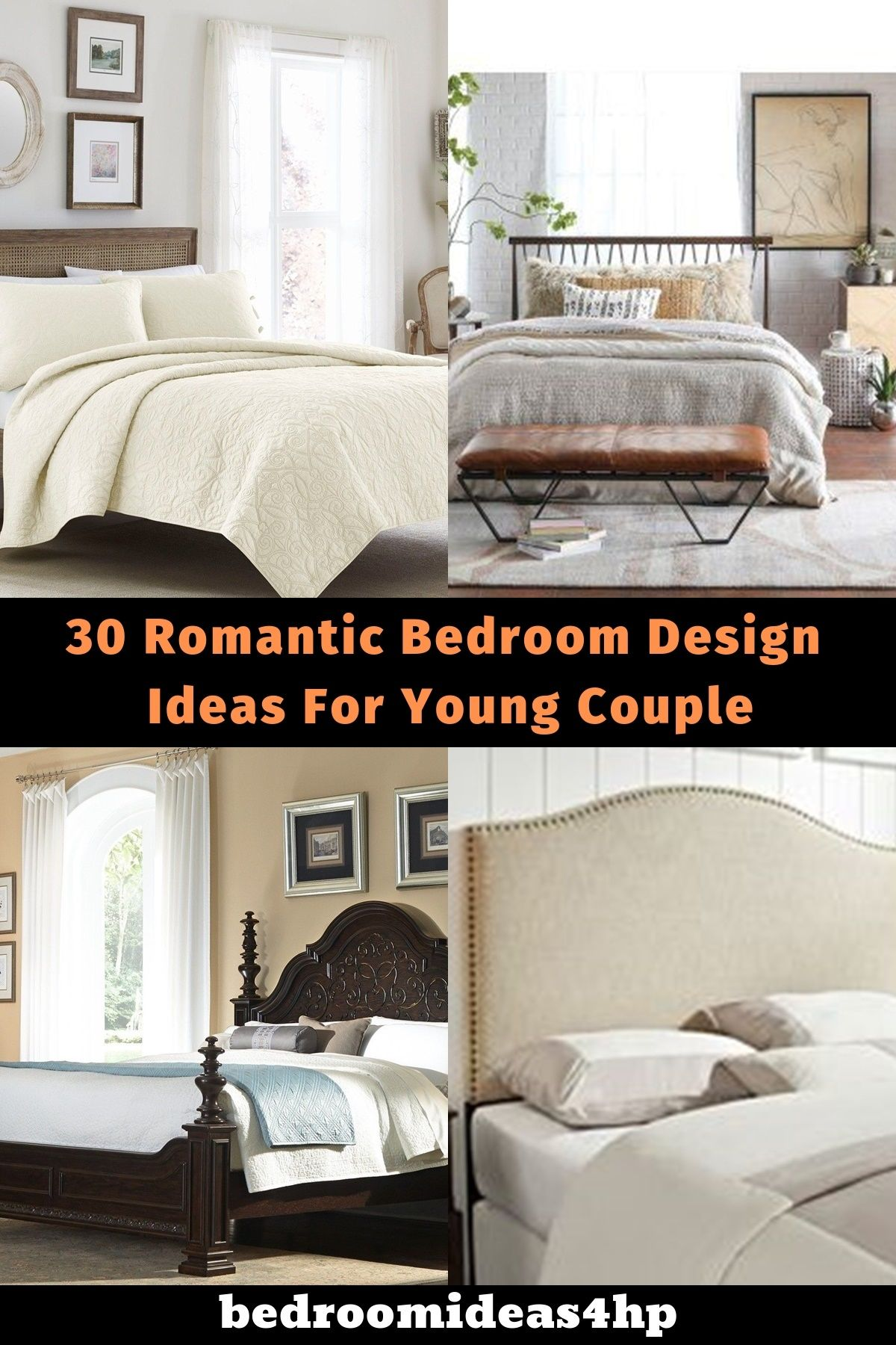 Swell 30 Romantic Bedroom Design Ideas For Young Couple Home Download Free Architecture Designs Scobabritishbridgeorg