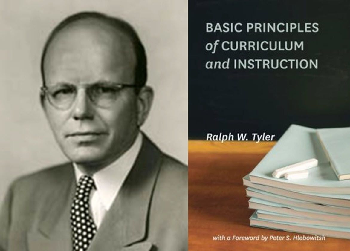 Ralph Tyler A Curriculum Specialist Of The S And 50s