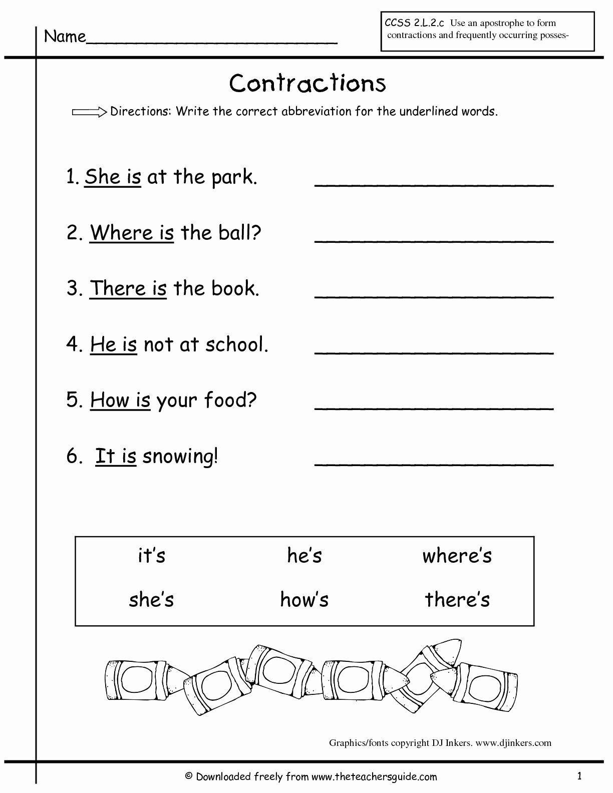 3rd Grade Science Worksheets Second Grade Science