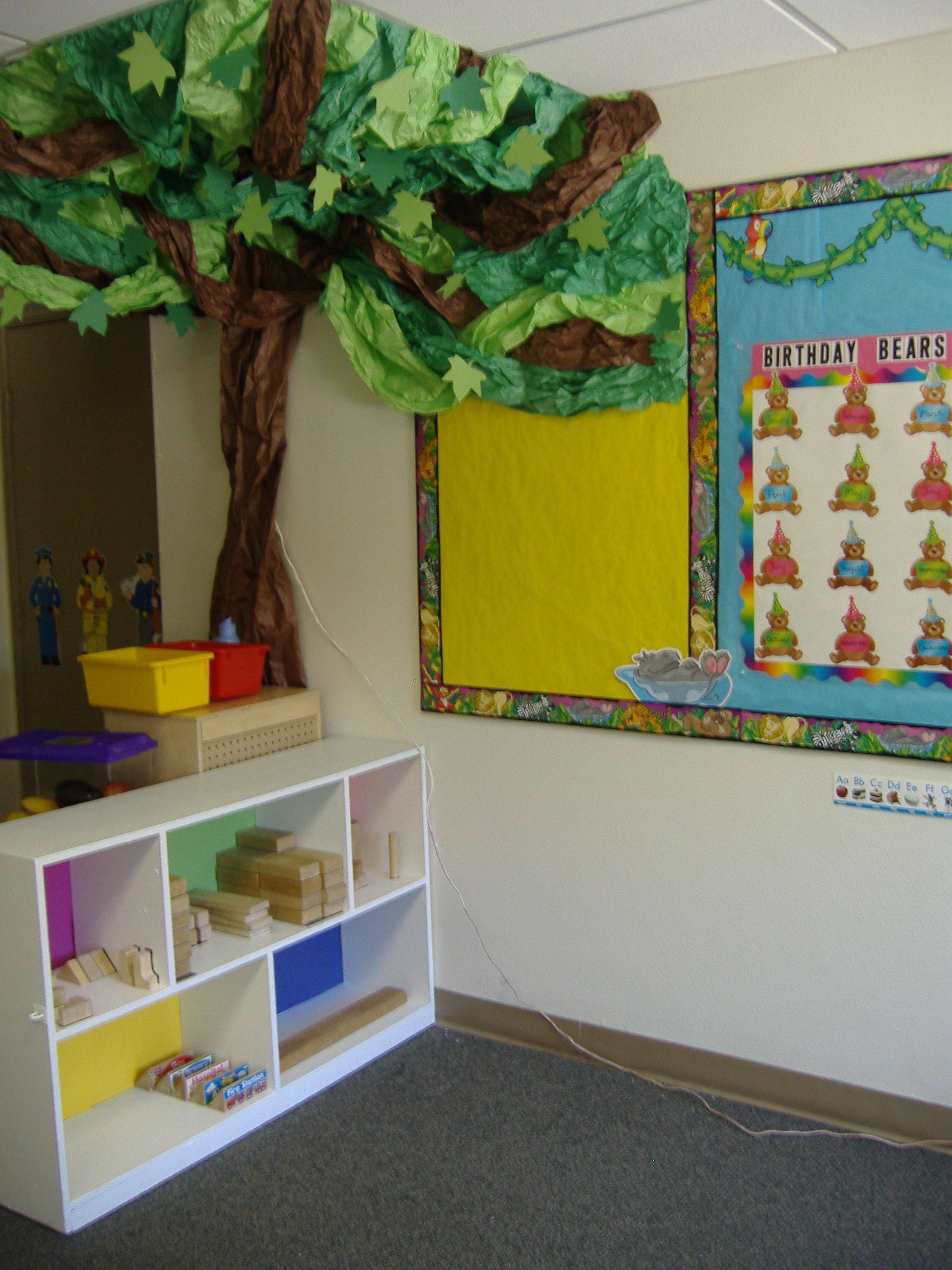 Peds Plus Family Tree Day Butcher Paper Tree Paper Tree Classroom Paper Tree Classroom Tree