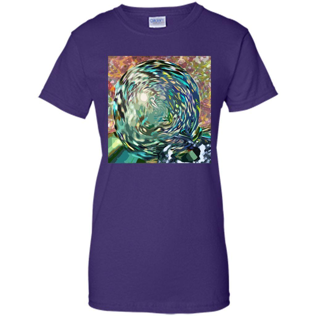 Faceless Space T-Shirt