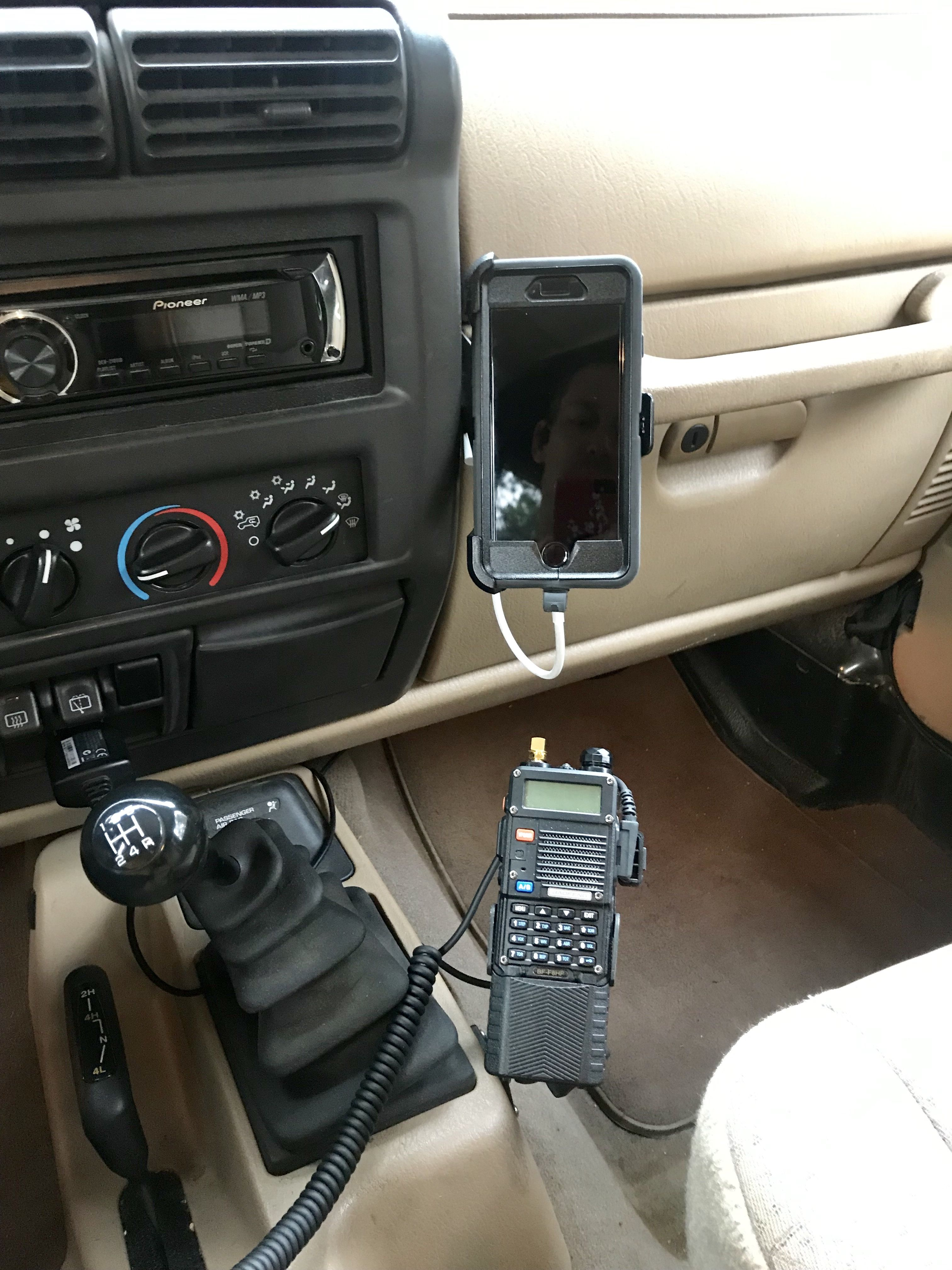 Pin By Gregg Senecal On Other In 2020 Ham Radio Antenna Jeep Wrangler Jeep