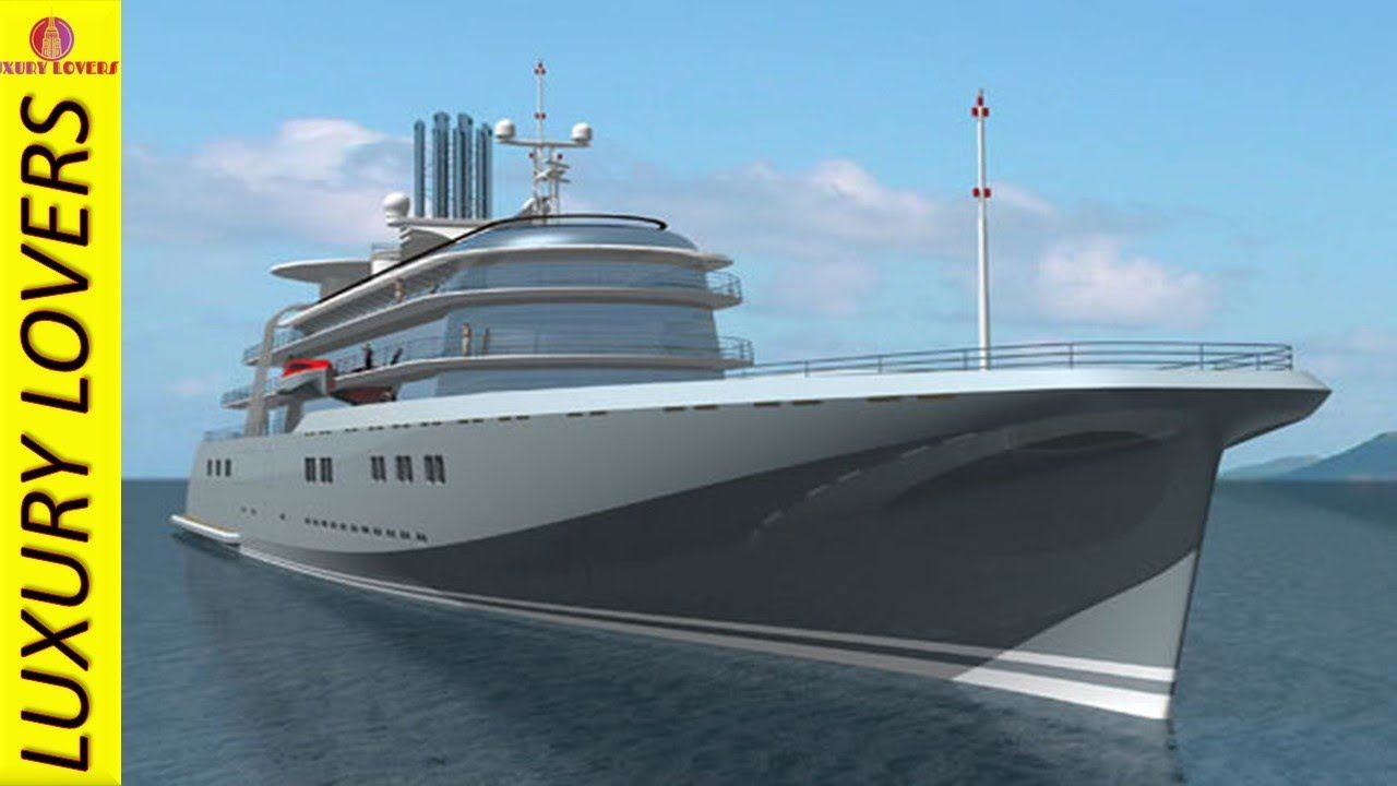 Superyacht Megayacht Crystal Ball Can This Be The Ugliest Yacht De