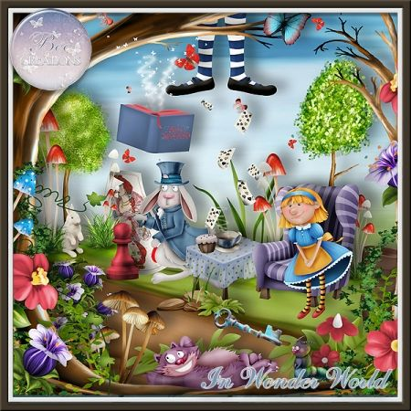 In Wonderworld (PU/S4H) by Bee Creation