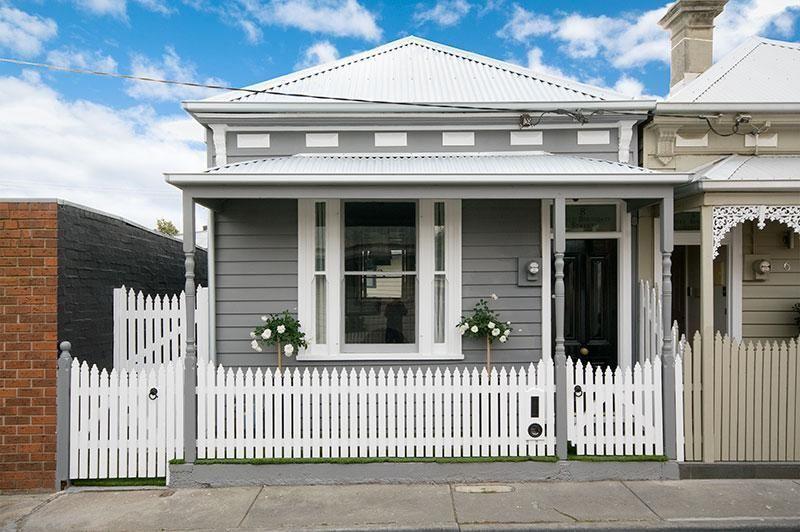 Love the colour scheme architecture pinterest house for Queenslander exterior colour schemes