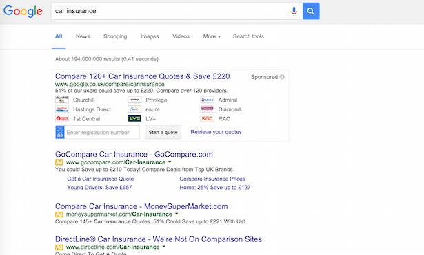 Google To Close Its Financial Comparison Service Insurance Comparison Seo News Positive Change