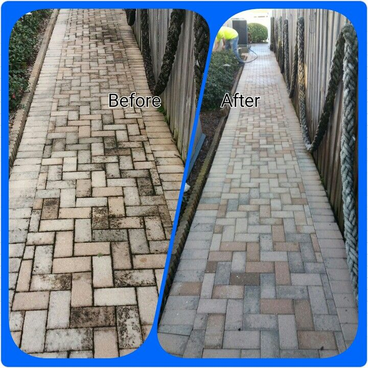 Family Owned Veteran Operated Pressure Washing Pavers Paver