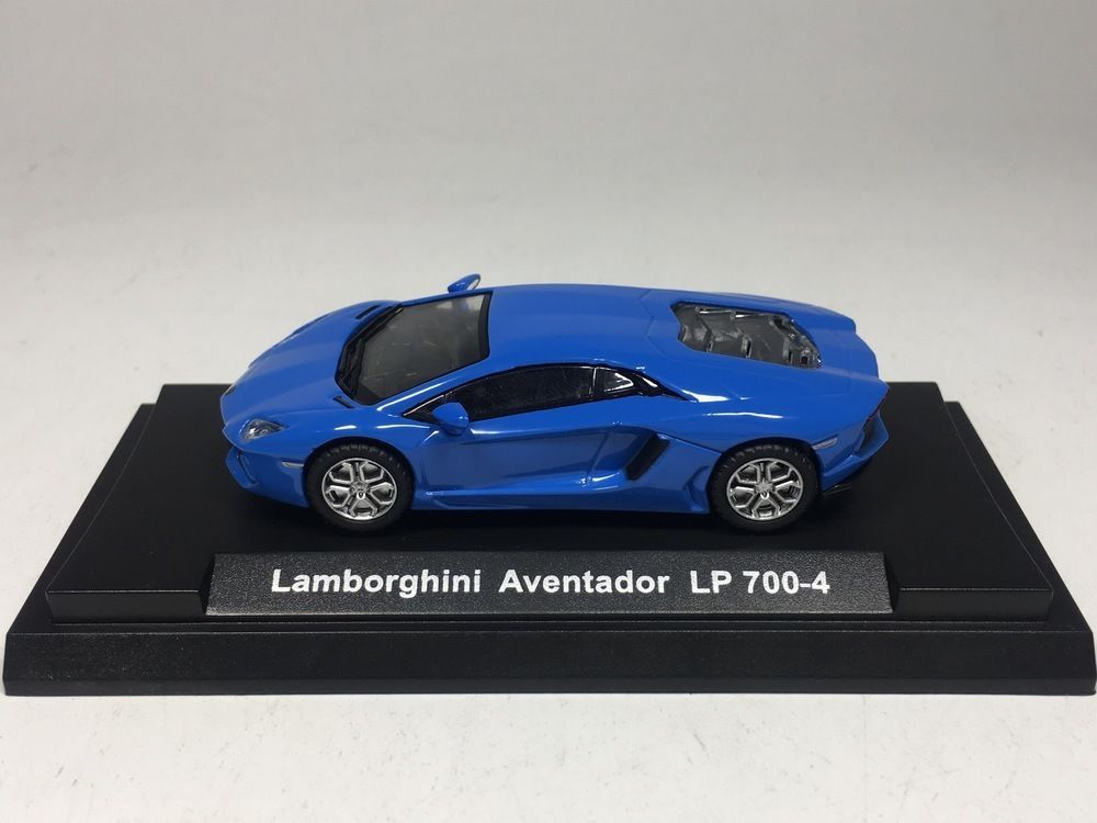 Cool Great 1:64 Lamborghini Aventador LP 700-4 Diecasts model car ...