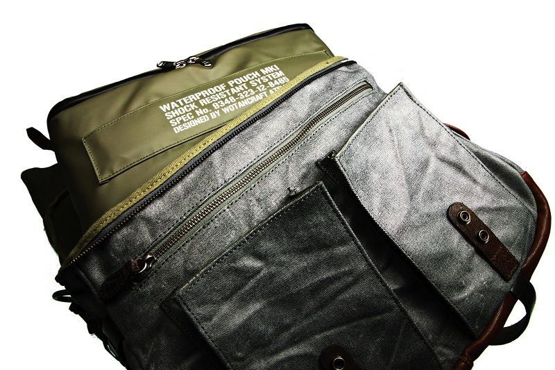 Obsessed with these Wotencraft Camera Bags. City Explorer Series
