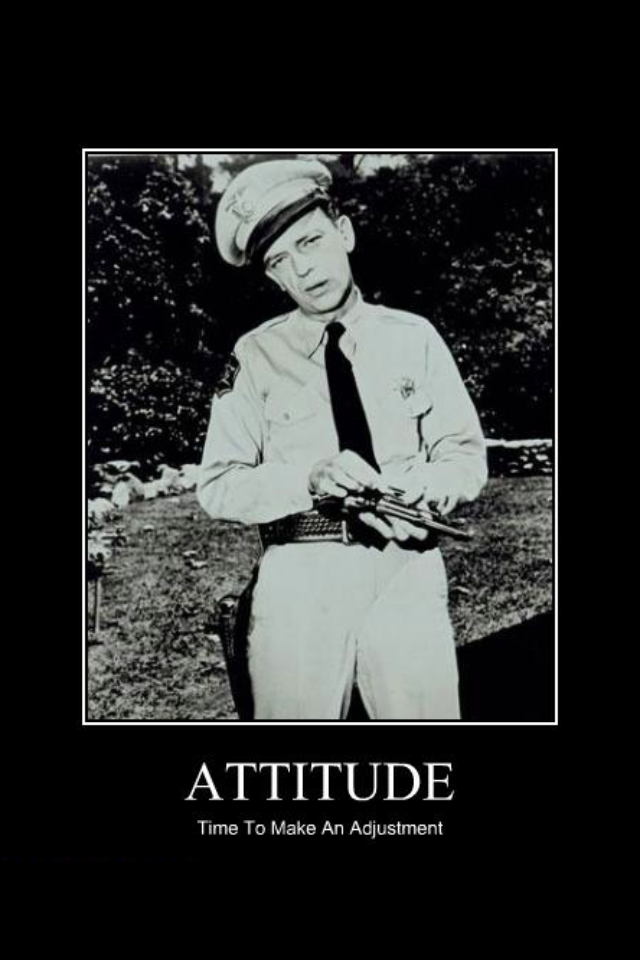 Barney Fife Quotes Fascinating Attitude~ Barney Fife  Quotes & Thoughts  Pinterest  Barney . Design Inspiration