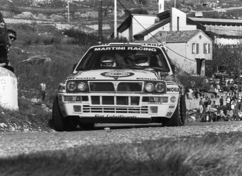 Old School Rally Lancia | Motorsport | Pinterest | Rally, Lancia ...