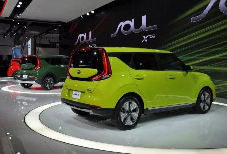 2020 Kia Soul Ev Car Owner Support Characteristics Consist Of Adaptive Cruise Trip Manage Forwards Accident Alert Lane Leaving Caution Kia Kia Soul Ev Cars