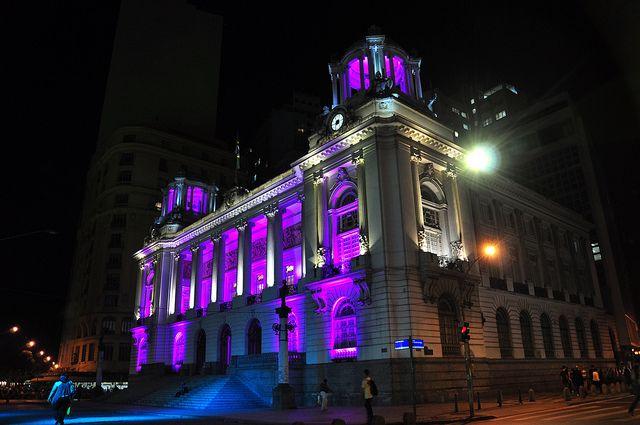 Câmara Municipal - Centro do Rio - Foto: Alexandre Macieira|Riotur by Ascom Riotur, via Flickr