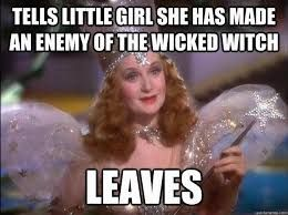 Image Result For Glinda The Good Witch Meme With Images The