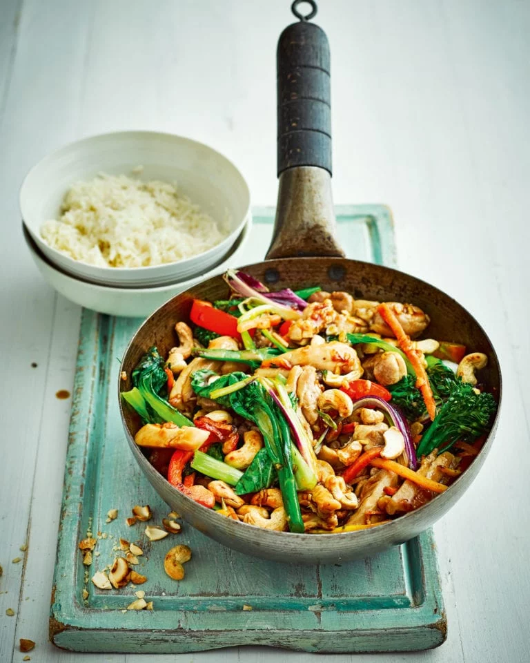 how to make chicken stir fry with oyster sauce