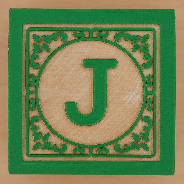 Lettering, Letter J, Cool Lettering