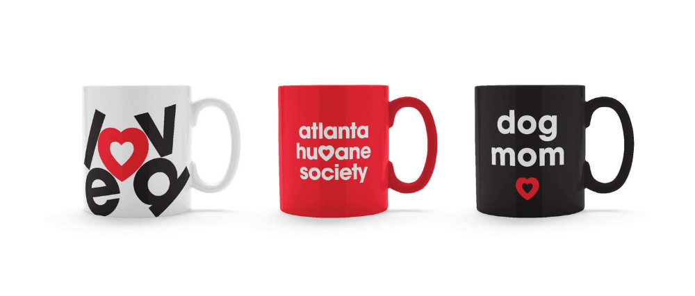Brand New New Logo And Identity For Atlanta Humane Society By Matchstic