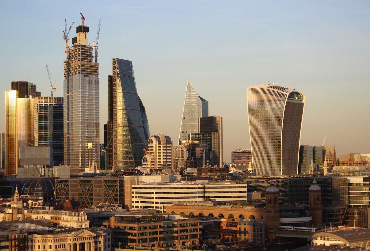 London S Stunning Skyline Tate Modern On The Southbank Skyline Tate Modern London London View