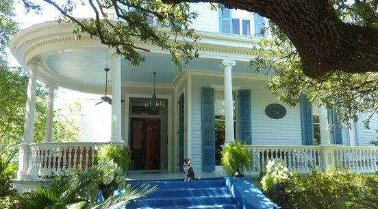 New Orleans Bed And Breakfast In The Garden District   Sully Mansion