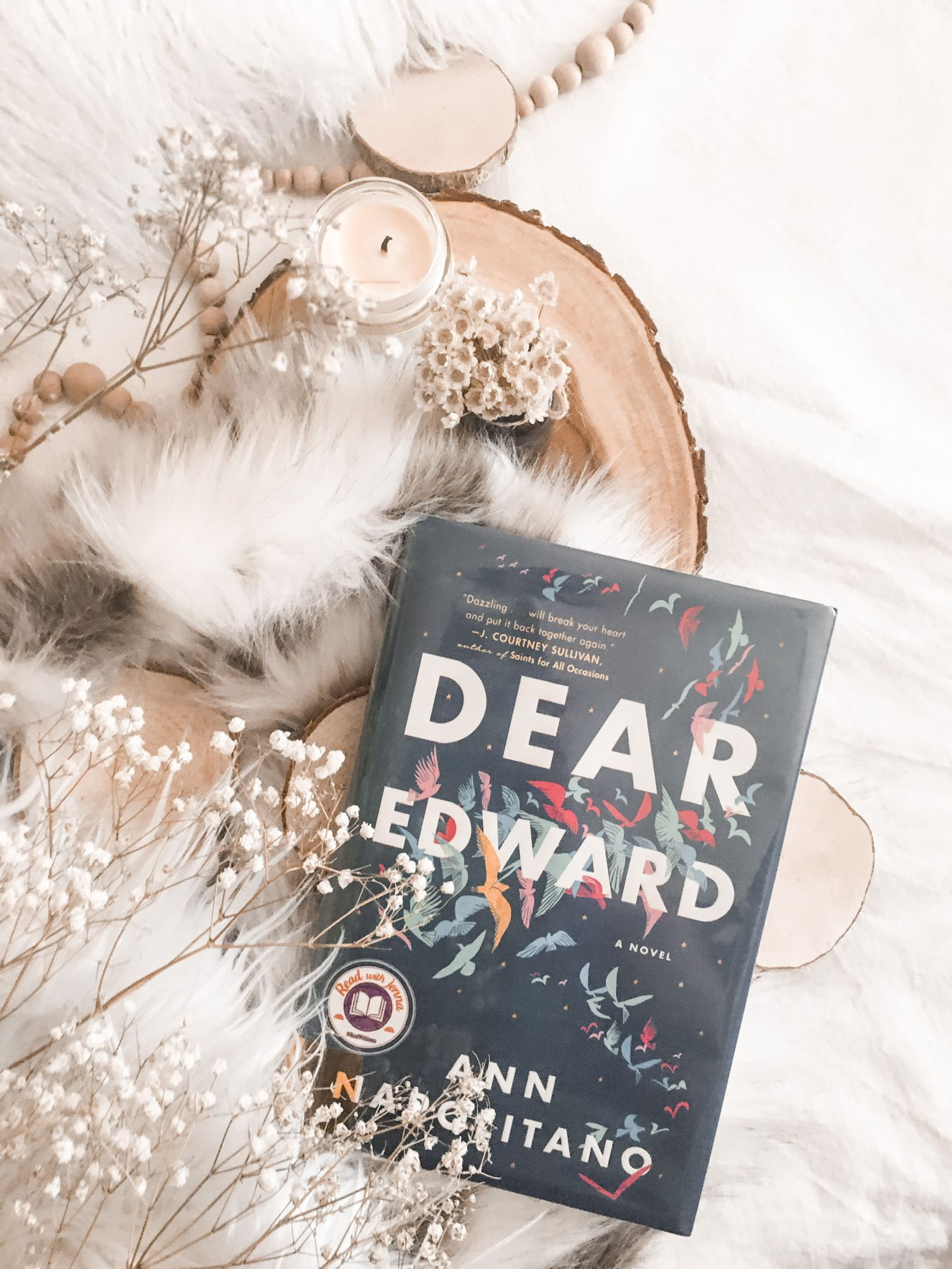 Ever since its release, Dear Edward by Ann Napolitano has been all over Bookstagram. And I can see the beauty of it, how well it was written, and the overall brilliance of its composition. BUT I also had the hardest time with this book, and that's mainly because of the topic.  #audiobookreview #bookstagram #bookreview #bookblog #bookish #DearEdward #AnnNapolitano