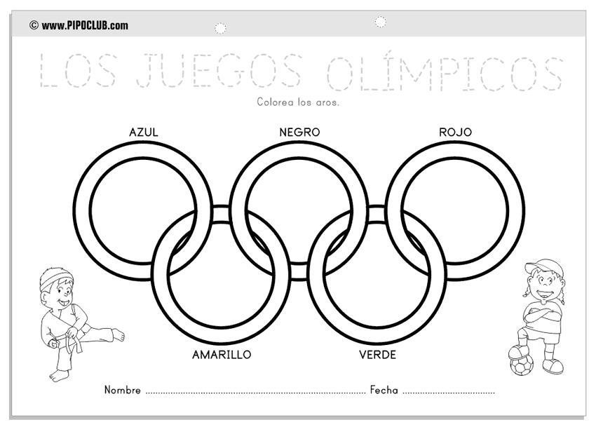 Blog De Pipo Club Mexico Part 25 Az Dibujos Para Colorear Educacion Ficica Juegos Olimpicos Para Ninos Dia De La Educacion