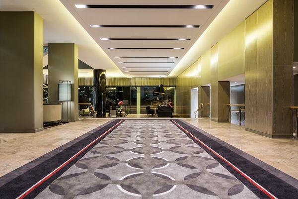 Designer Rugs Fraser Suites Perth Project