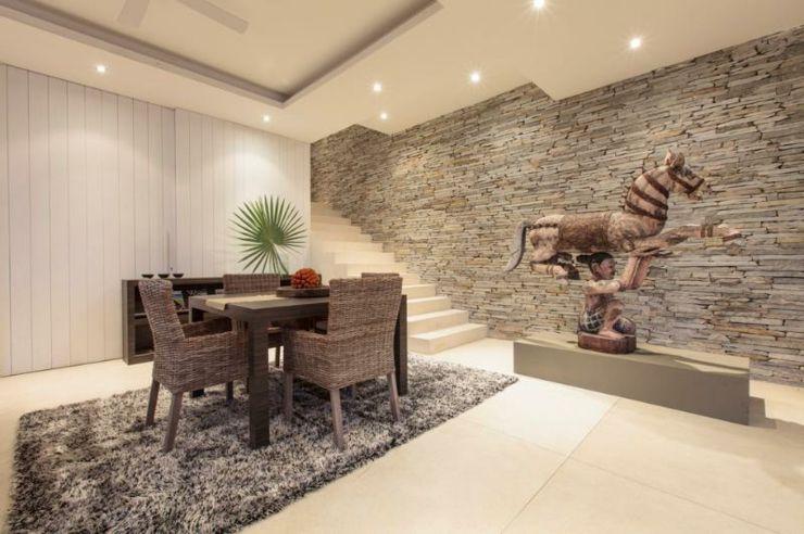 vacances exotiques dans une villa de r ve tha interieur design classe et style. Black Bedroom Furniture Sets. Home Design Ideas