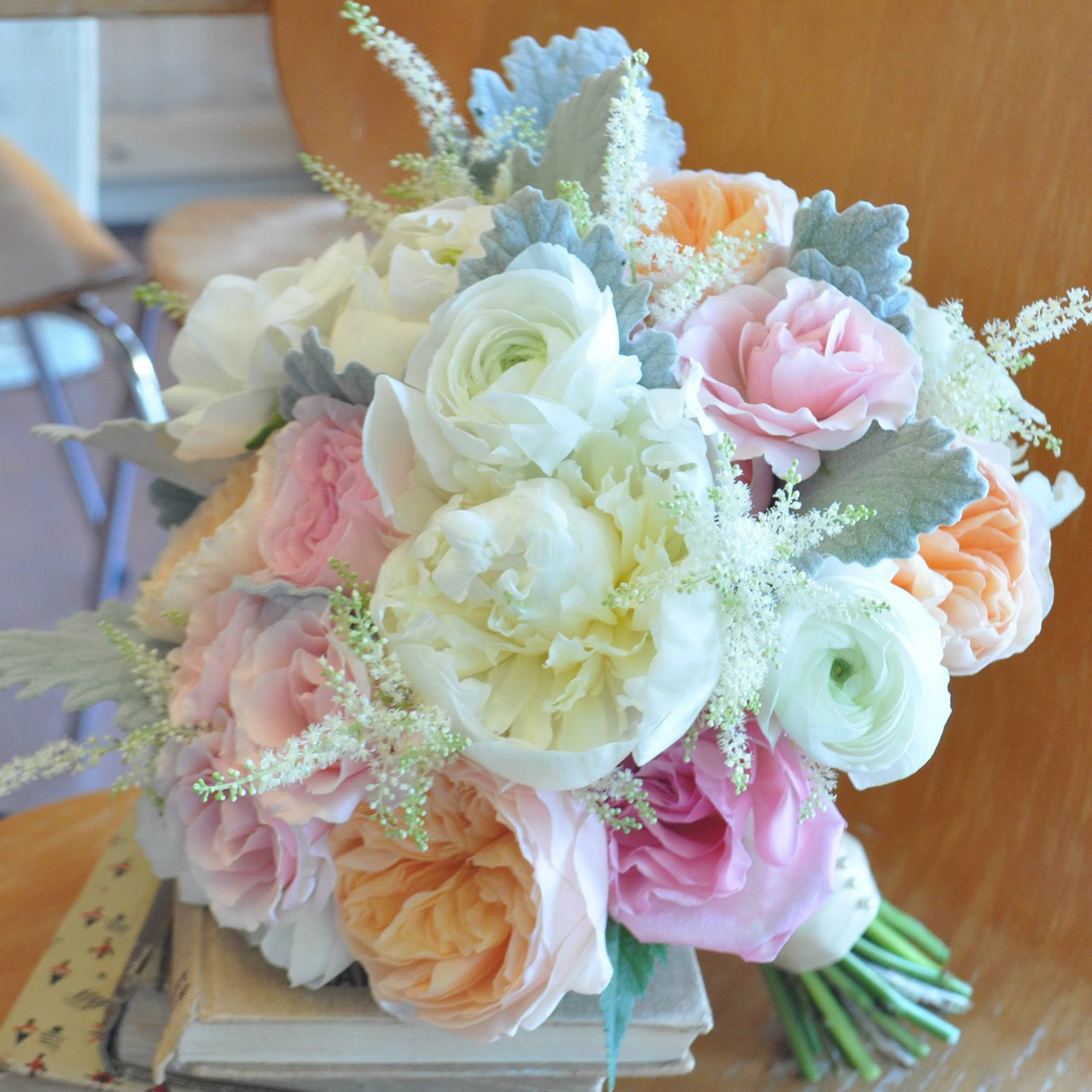 Lush wedding bouquets florists lush and floral designs from roses to peonies to calla lily these lush wedding bouquets from one of our izmirmasajfo Choice Image