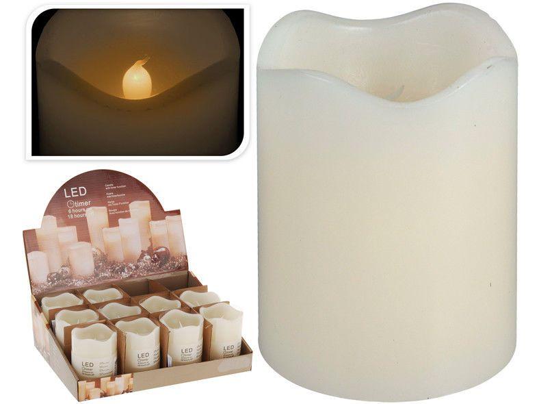 Led Kerzen Mit Flackernd Kerze Teelichter Flimmern Flammenloses