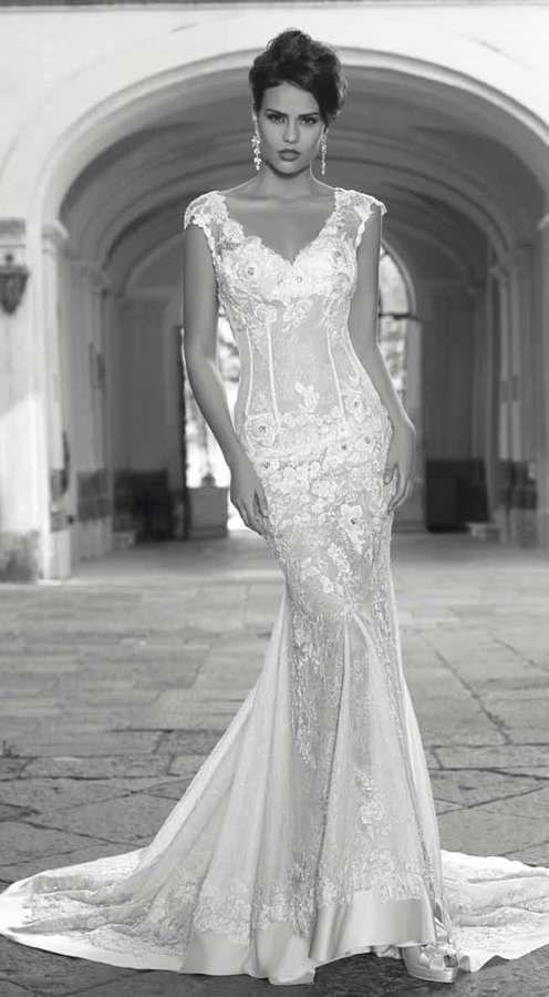 Abiti da sposa Atelier Signore dalla collezione 2017 - Abito a sirena 6873d4309c5