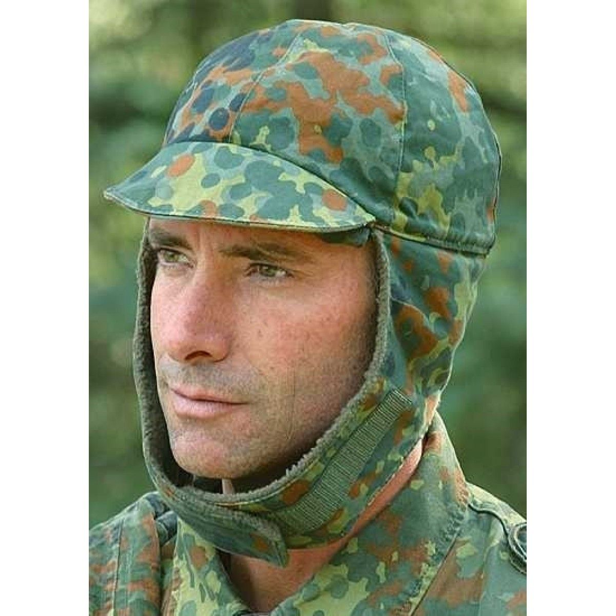 44f50ee0f7a German Flecktarn Winter Hat -