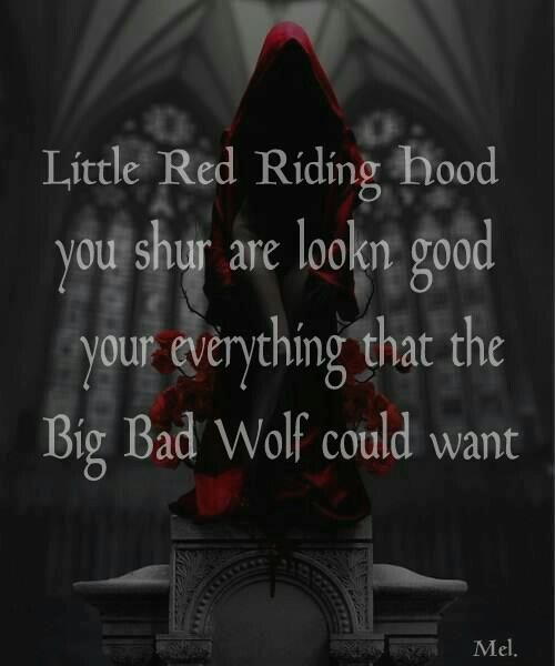 sam the sham little red riding hood