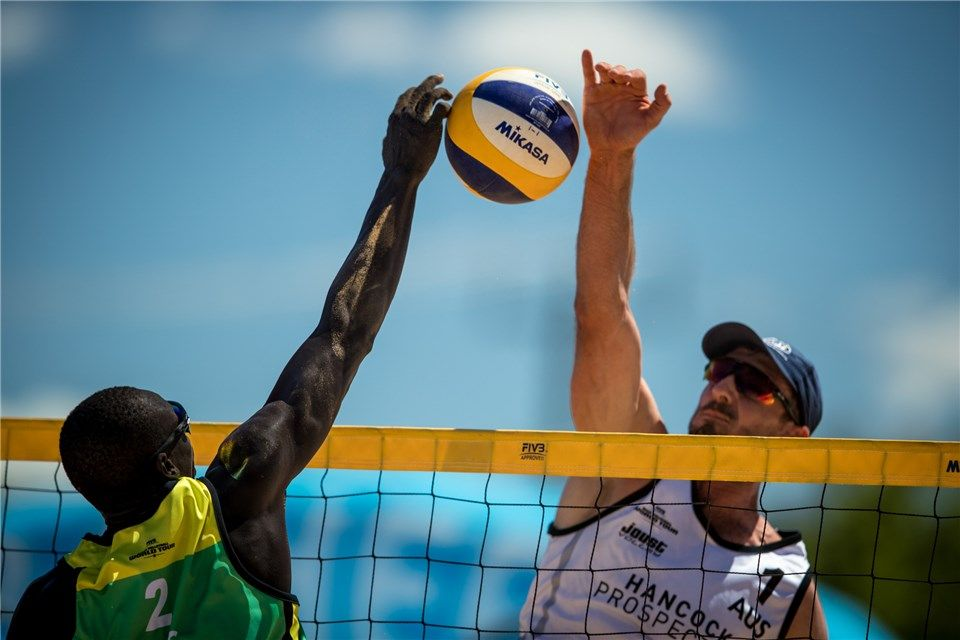Pin By Fivb Volleyball On 2017 Beach World Tour Travel Around The World Fivb Beach Volleyball Tours