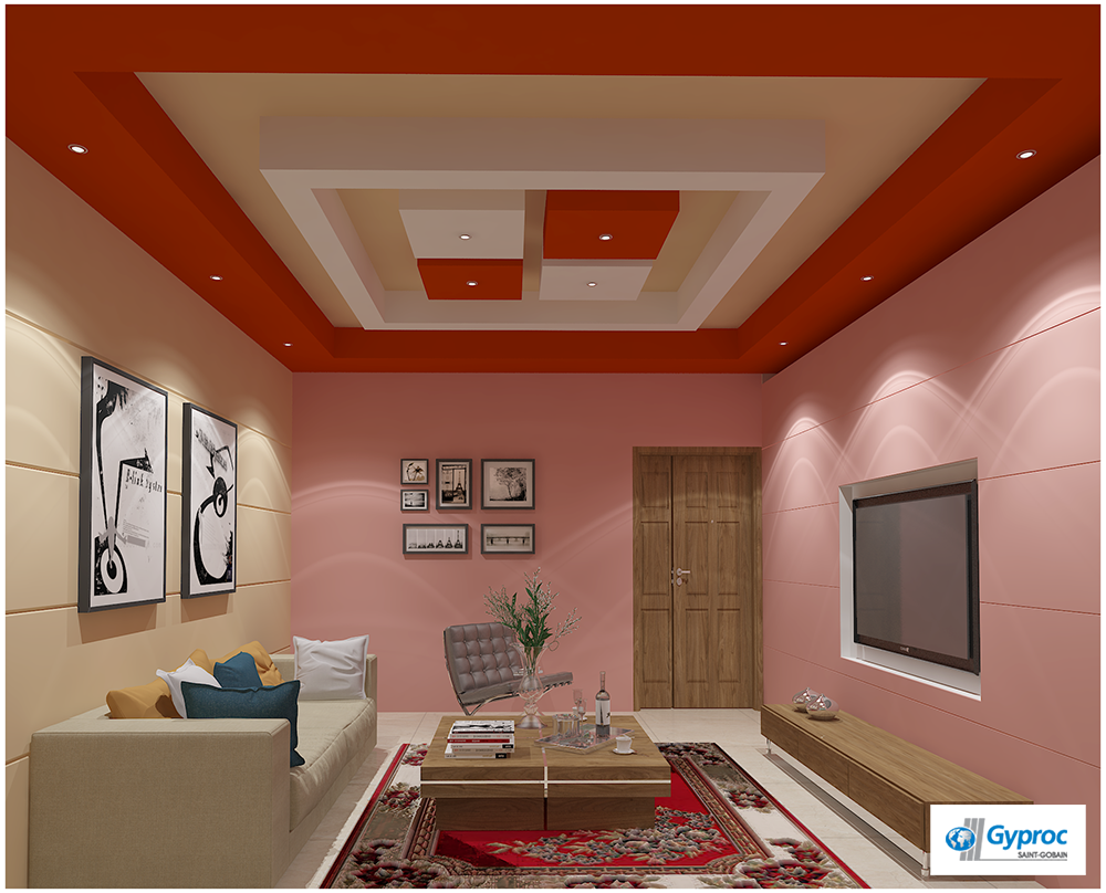 Amazing ceiling designs that enhance the beauty of your house! To ...