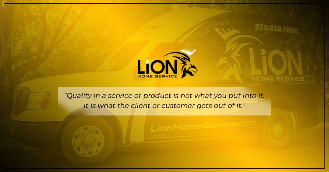 Service Delivered With Pride Electrician Services Lions Home