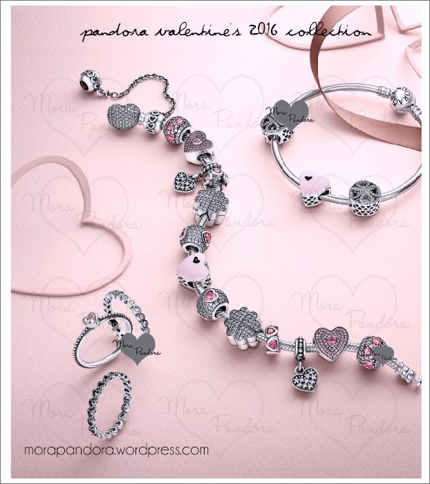 c1548249d pandora bracelet collections | Pandora Valentine's Day 2016 Collection  Preview
