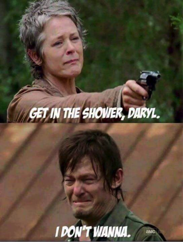 42 More Hilarious 'Walking Dead' Memes From Season 5