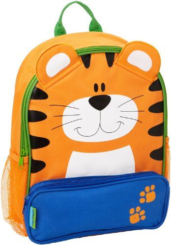 Stephen Joseph Little Boys' Sidekick Backpack,