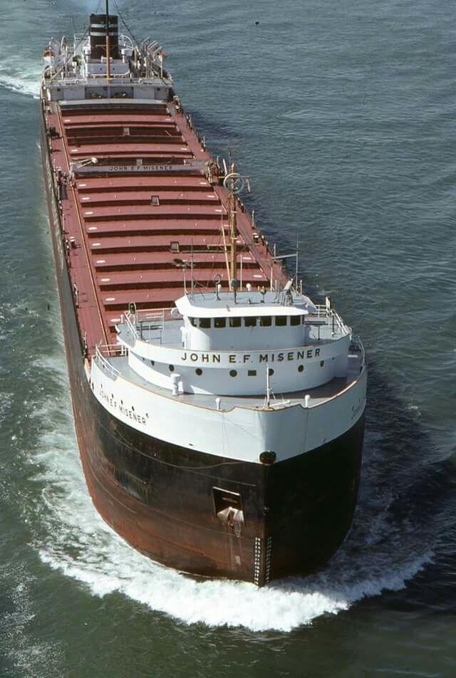Merchsnt Ship Great Lakes Ships Lake Boat Ship In Bottle