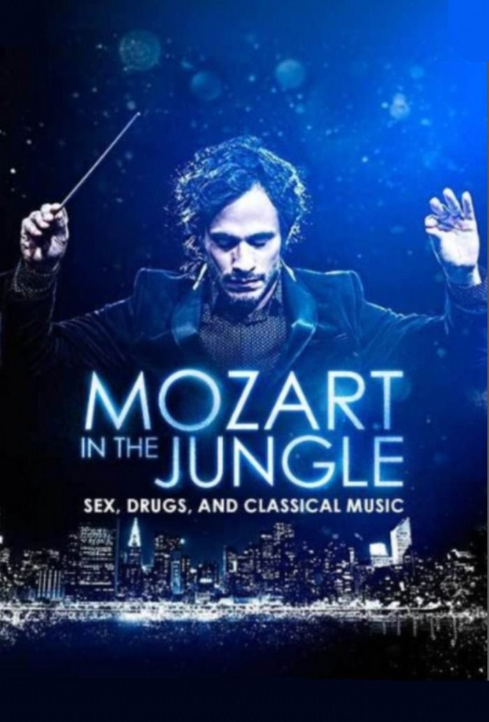 Mozart In The Jungle One Of 6 Amazon Pilots Picked Up For Amazon