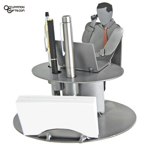 Male Executive Business Card Holder