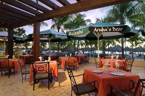 Occidental Grand Aruba Desire Caribbean Fusion Restaurant Is Calling My Name