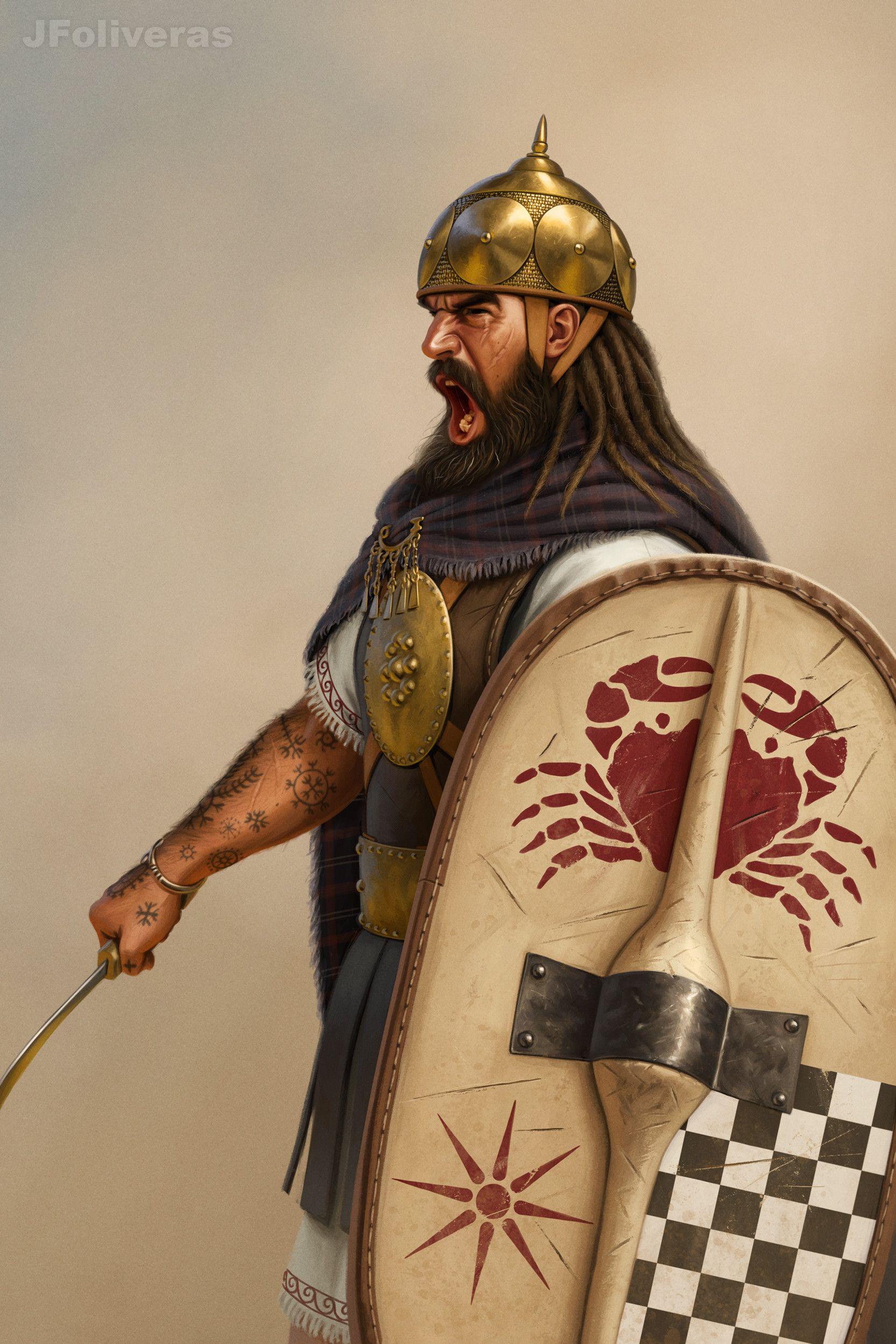 Joan Francesc Oliveras Pallerols. Basil II . | Римская